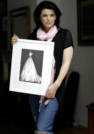 Audrey Vance artist illustrator