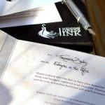 Wedding Dress Ink gift voucher