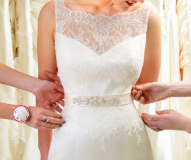 Wedding Dress Ink photos of bride to be and tips on how to choose the perfect wedding dress