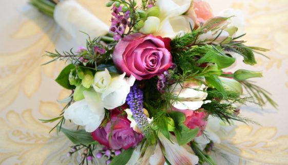 Vintage Irish Wedding Bouquet Ideas