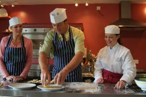Wedding present ideas - cooking classes