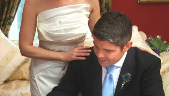 Wedding photos by Gary signing 1306KB