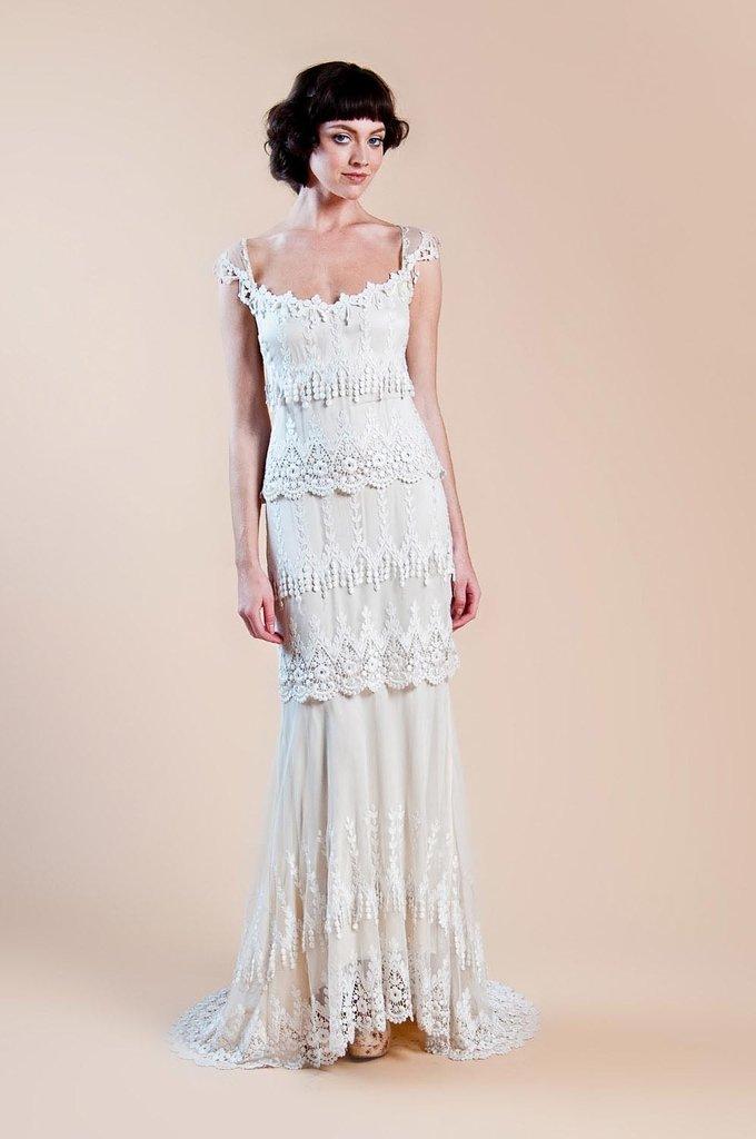 Claire's Wedding Dress