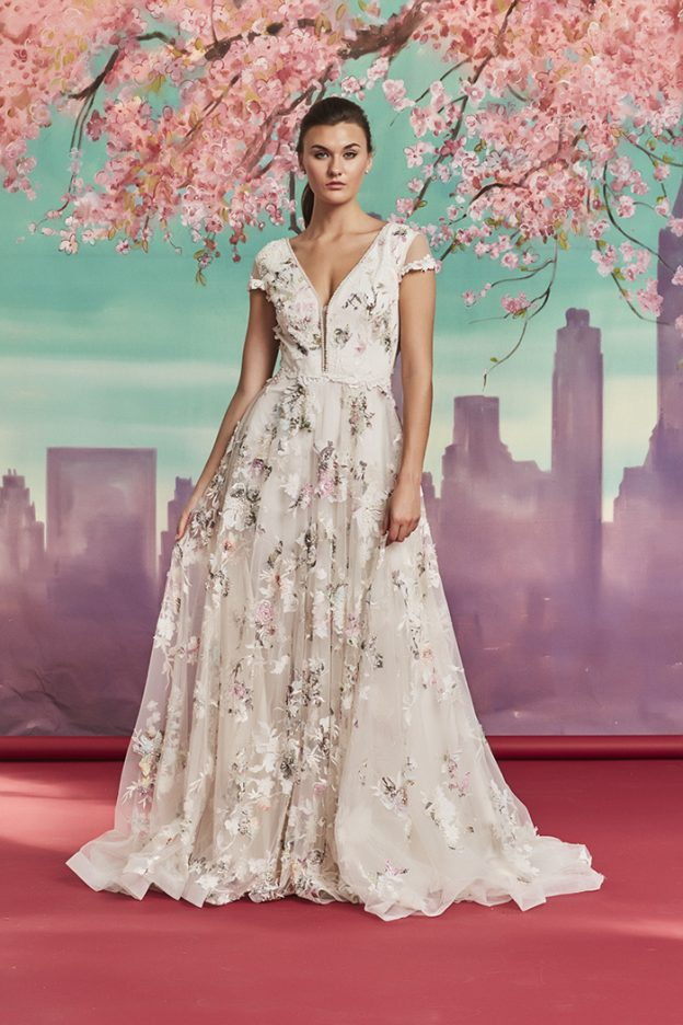 How To Find The Perfect Wedding Dress -Savin London stocked in Alice May Dublin