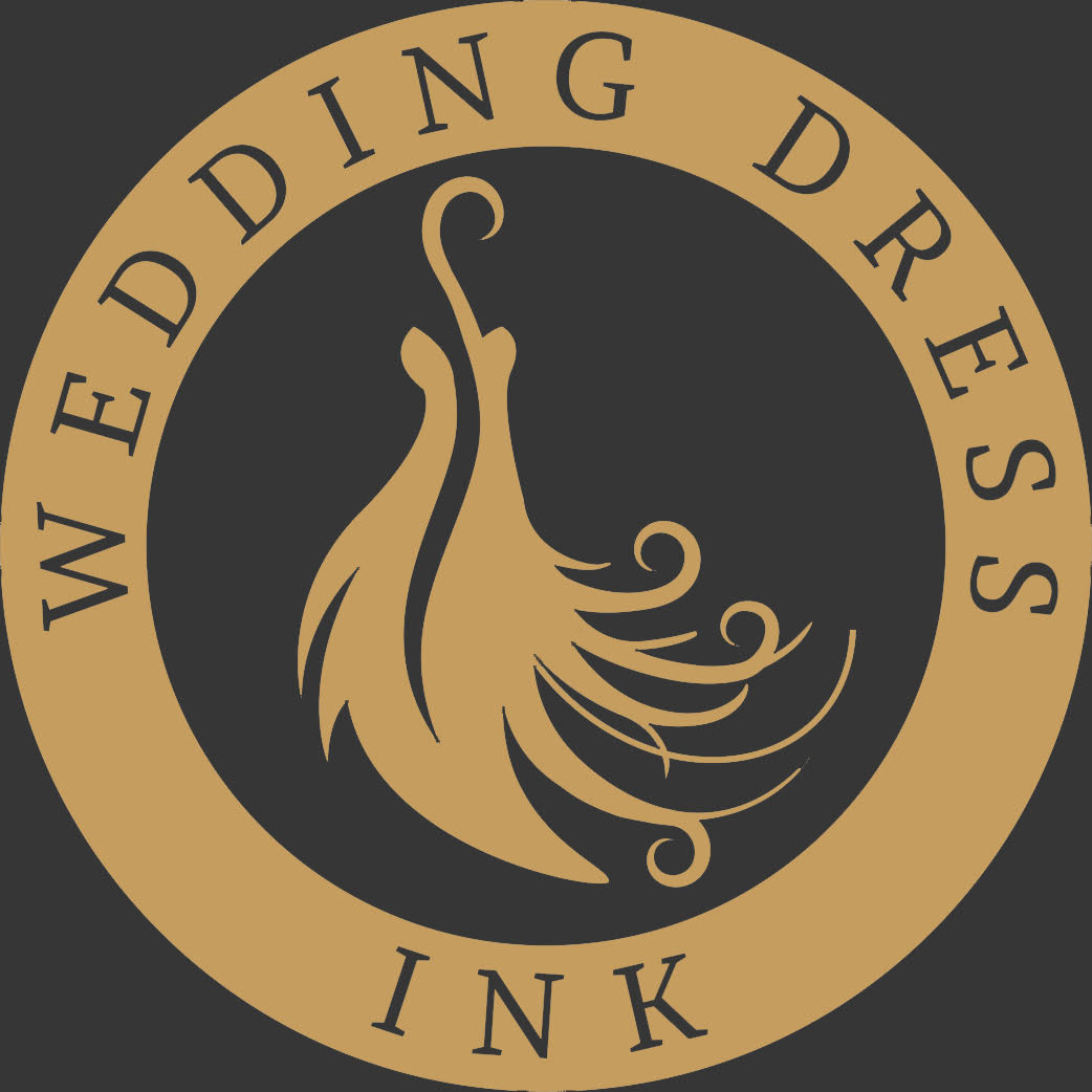 Wedding Dress Ink Logo