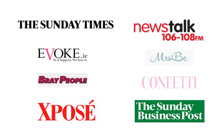 Media logos right