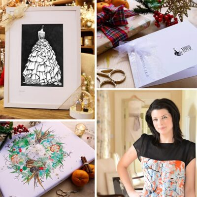 Wedding Dress Ink is thinking about Christmas!